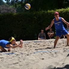 Teams für das Beachvolleyballturnier