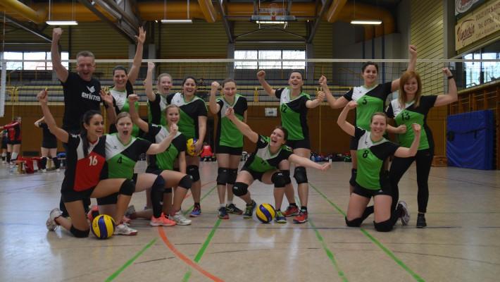 Bad Säckinger Volleyballerinnen stehen vor schwerer Aufgabe