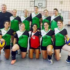 Säckinger Volleyballerinnen verlieren 0:3 in Kappelrodeck