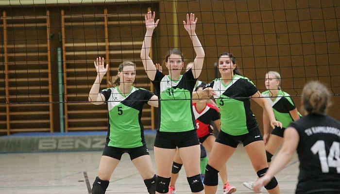 Säckinger Volleyballerinnen bestreiten letzten Heimspieltag der Saison