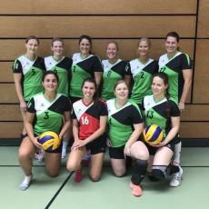 Bad Säckinger Volleyballerinnen belegen bei Vorbereitungsturnier Platz 3