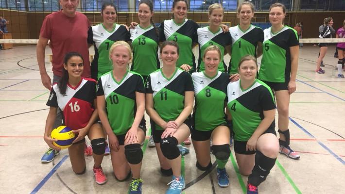 Volleyballerinnen des TV Bad Säckingen empfangen den TV Hartheim und den SV Waldkirch