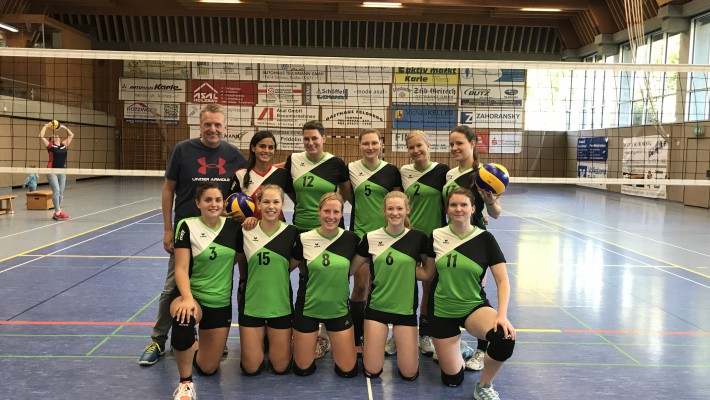 Es bleibt spannend im Kampf um den Meistertitel der Damen Landesliga West!