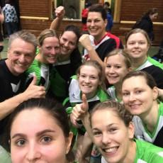 Säckinger Volleyballerinnen sind Landesliga-Herbstmeister
