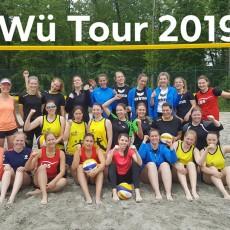 Baden-Württemberg Beach Tour 2019 C-Damen Beachvolleyball Turnier