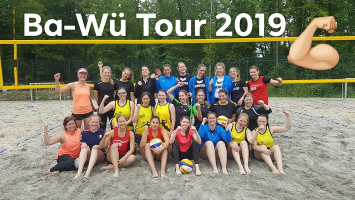 Baden-Württemberg Beach Tour 2019 C-Damen Beachvolleyball Turnier