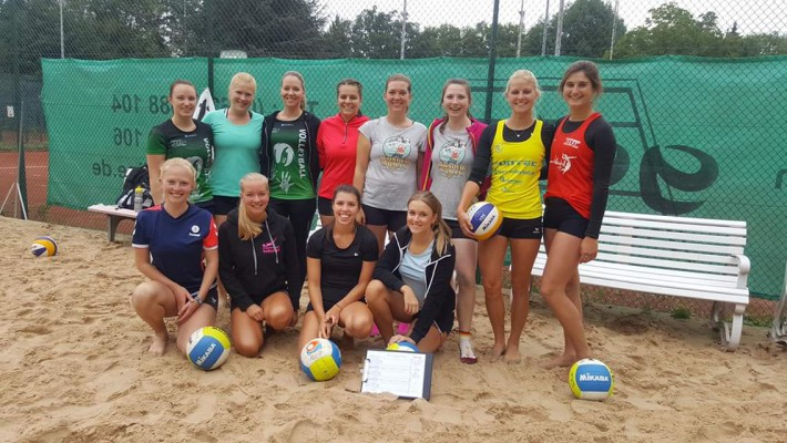 BaWü Beachvolleyballtour C-Damen Turnier 2019