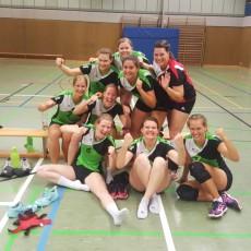 Säckinger Volleyballdamen gewinnen Pokalkrimi und qualifizieren sich für Landespokal im September