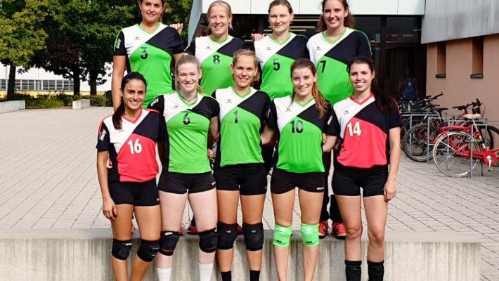 Bad Säckinger Damen erreichen den 5. Platz beim Landespokal