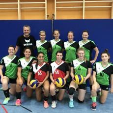Bad Säckinger Volleyballdamen liefern Auftakt nach Maß