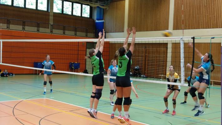 Volleyballerinnen des TV Bad Säckingen eröffnen neue Saison mit einem Heimspieltag