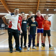 U18-Jungs Kooperation VBC Stein/TV Bad Säckingen